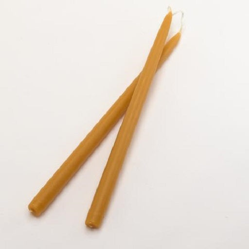 Pure Beeswax Candles - Standard Taper
