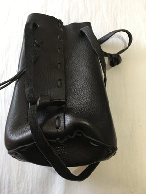 Bronte bags - Polly leather 3-way pouch bag
