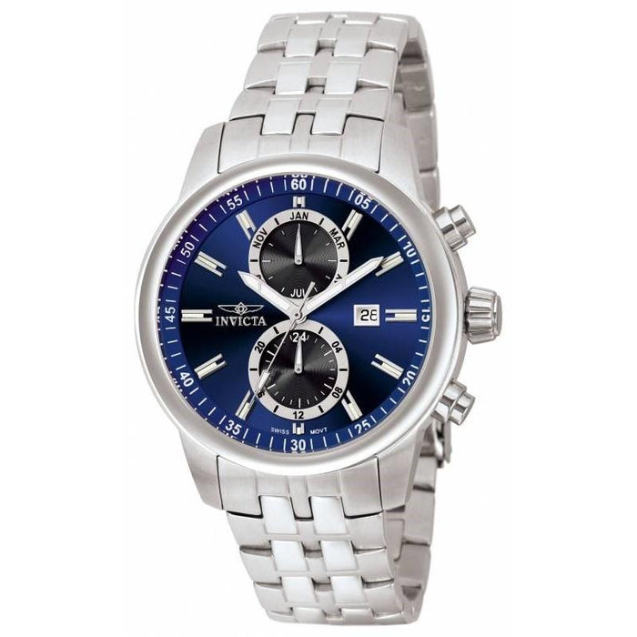 Invicta Men's 0251 Specialty Chronograph Stainless Steel Watch