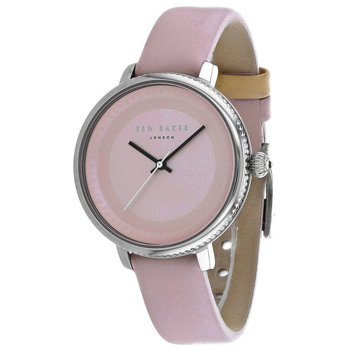 Ted Baker Women's 10031533 Isla Pink Leather Watch