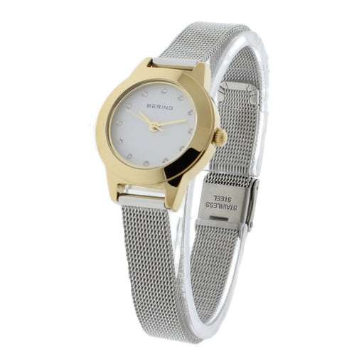 Bering Women's 11125-010 Classic Crystal Stainless Steel Watch