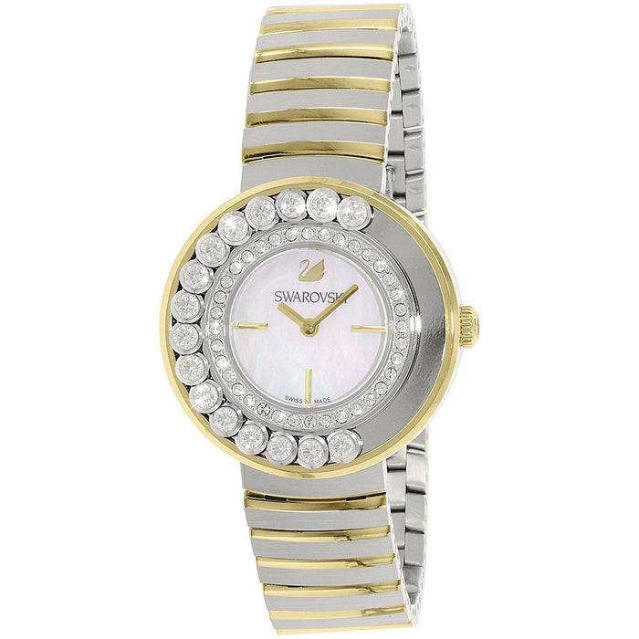 Swarovski Women's 1187022 Lovely Crystal Two-Tone Stainless Steel Watch