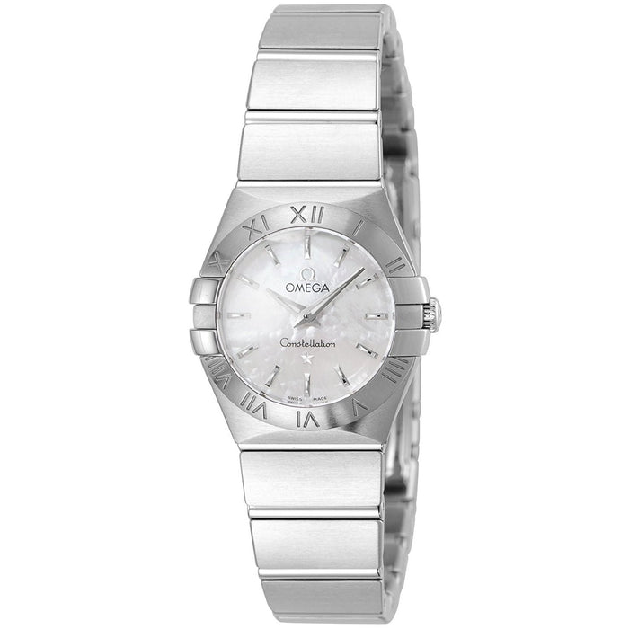 Omega Women's 123.10.24.60.05.001 Constellation Stainless Steel Watch
