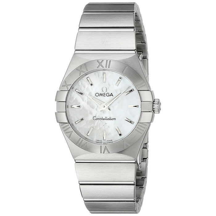 Omega Women's 123.10.27.60.05.001 Constellation Stainless Steel Watch