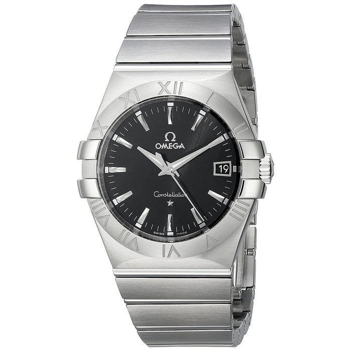Omega Men's 123.10.35.60.01.001 Constellation 09 Stainless Steel Watch