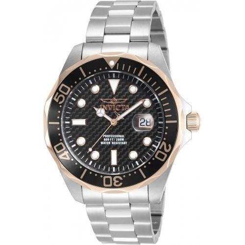 Invicta Men's 12567 Pro Diver Stainless Steel Watch
