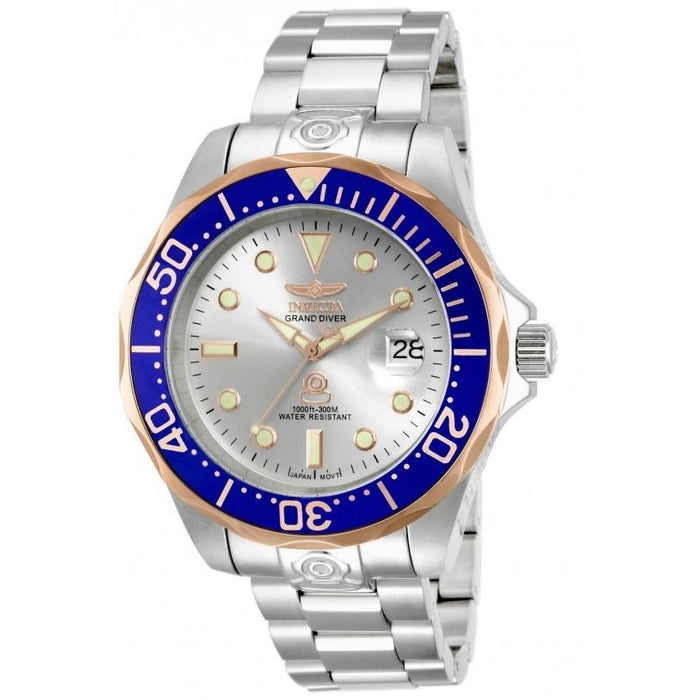 Invicta Men's 13788 Pro Diver Automatic Stainless Steel Watch