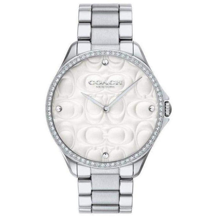 Coach Women's 14503066 Modern Sport Stainless Steel Watch