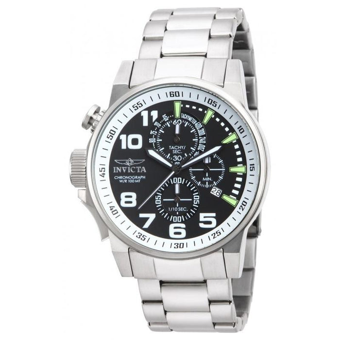 Invicta Men's 14955 I-Force Multi-Function Stainless Steel Watch