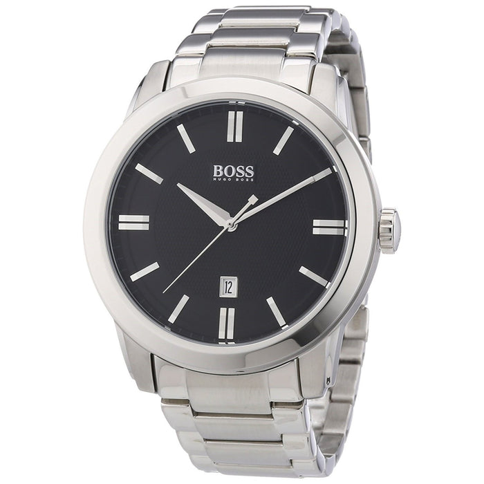 Hugo Boss Men's 1512769 Black Stainless Steel Watch