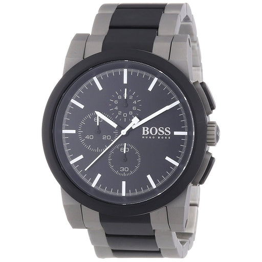 Hugo Boss Men's 1512958 Neo Chronograph Two-Tone Stainless Steel Watch