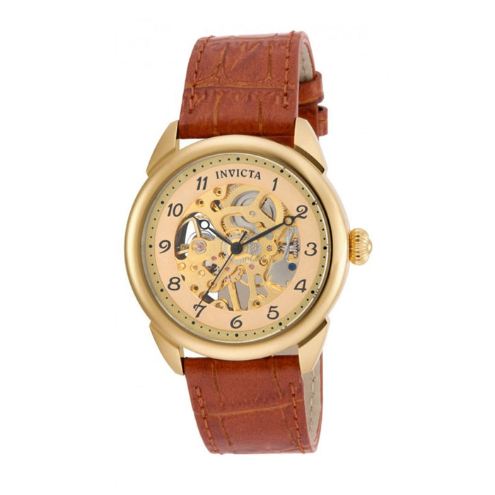 Invicta Men's 17188 Specialty Brown Leather Watch