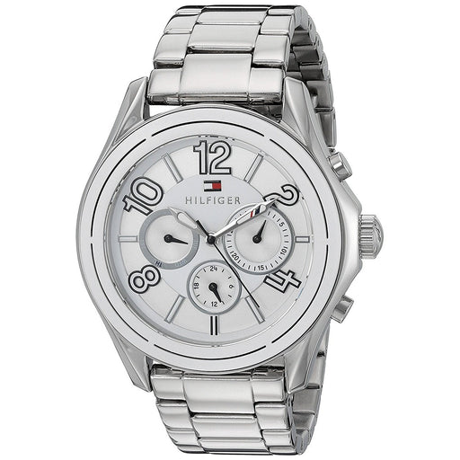 Tommy Hilfiger Men's 1781650 Ali Multi-Function Stainless Steel Watch
