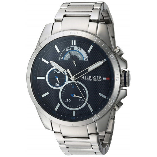 Tommy Hilfiger Men's 1791348 Cool Sport Stainless Steel Watch