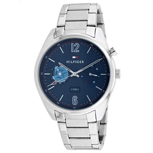 Tommy Hilfiger Men's 1791551 Deacan Stainless Steel Watch