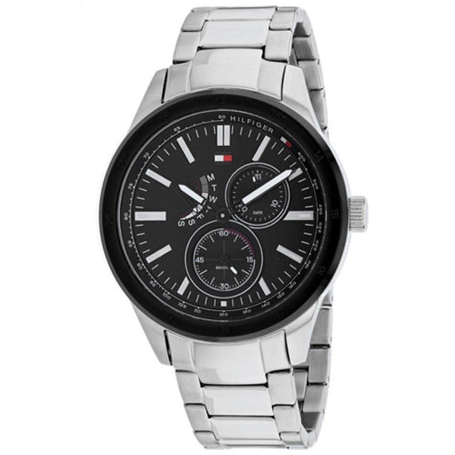 Tommy Hilfiger Men's 1791639 Analog Stainless Steel Watch
