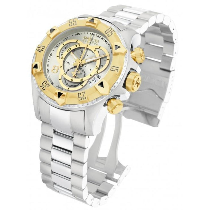 Invicta Men's 1877 Excursion Reserve Stainless Steel Watch