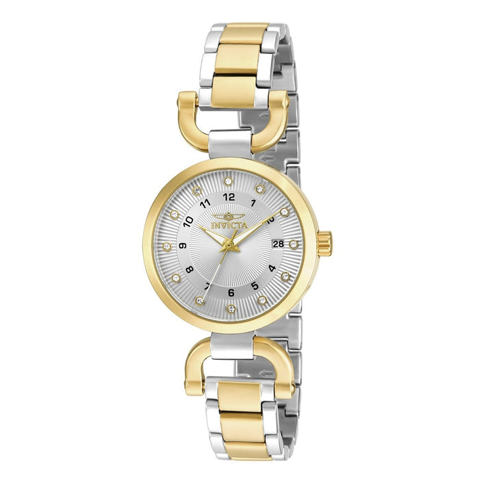 Invicta Women's 18800 Angel Gold-tone and Silver Stainless Steel Watch