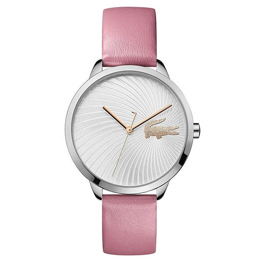 Lacoste Women's 2001057 Lexi Pink Leather Watch
