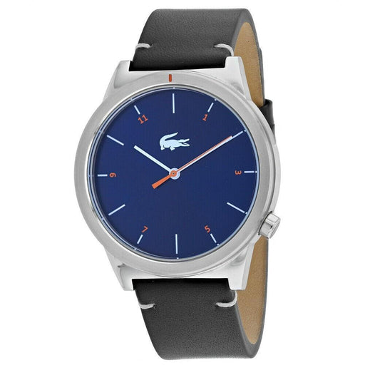 Lacoste Men's 2010990 Motion Grey Leather Watch