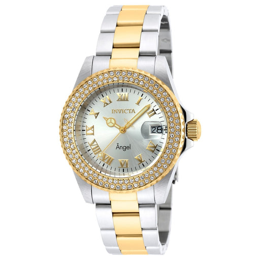 Invicta Women's 20214 Angel Gold-Tone and Silver Stainless Steel Watch