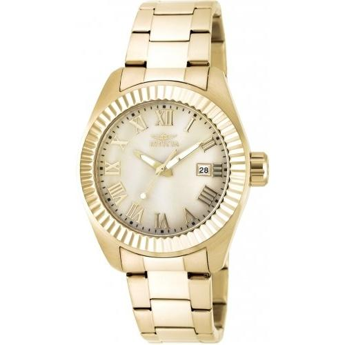 Invicta Women's 20316 Angel Gold-Tone Stainless Steel Watch