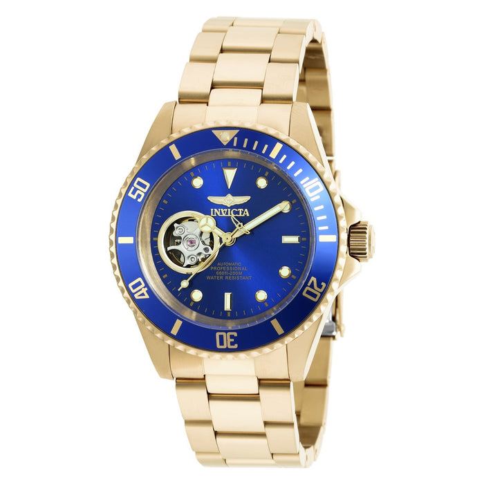 Invicta Men's 20437 Pro Diver Automatic Gold-tone Stainless Steel Watch