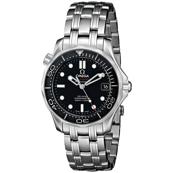 Omega Unisex 212.30.36.20.01.002 Seamaster Automatic Stainless Steel Watch