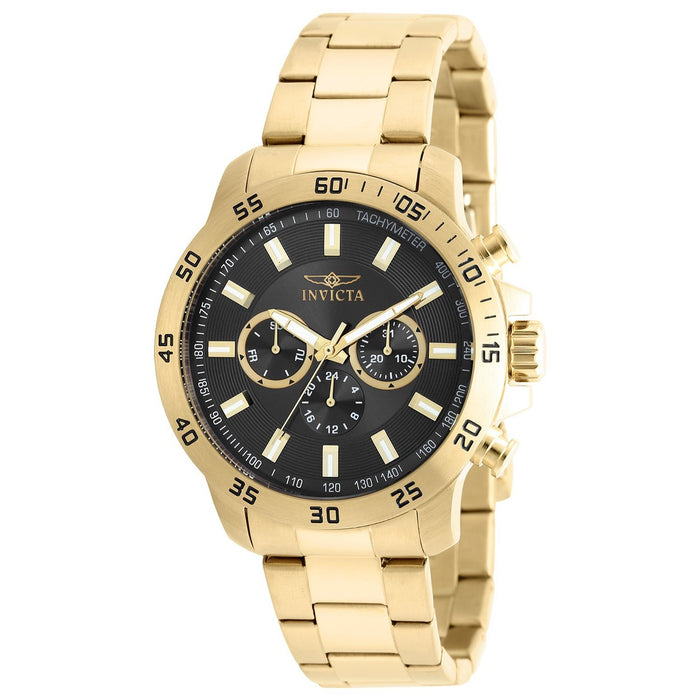 Invicta Men's 21506 Specialty Gold-Tone Stainless Steel Watch