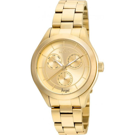 Invicta Women's 21694 Angel Gold-Tone Stainless Steel Watch
