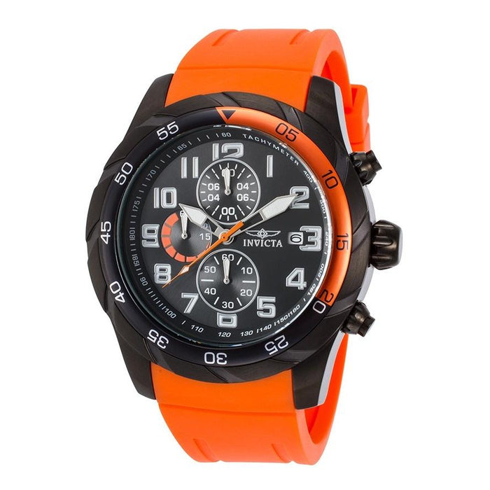 Invicta Men's 21948 Pro Diver Orange Polyurethane Watch