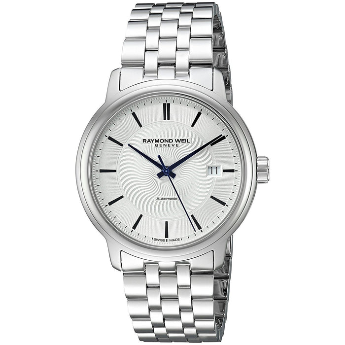 Raymond Weil Men's 2237-ST-65001 Maestro Automatic Stainless Steel Watch