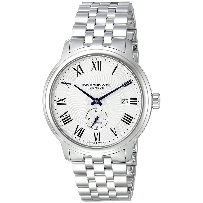 Raymond Weil Men's 2238-ST-00659 Maestro Automatic Stainless Steel Watch