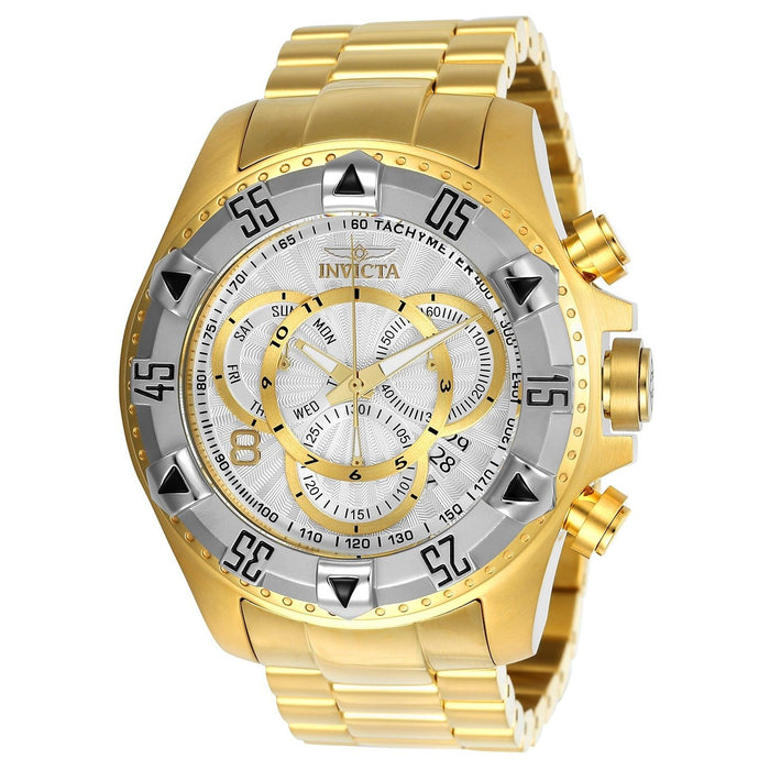 Invicta Men's 24264 Excursion Gold-Tone Stainless Steel Watch