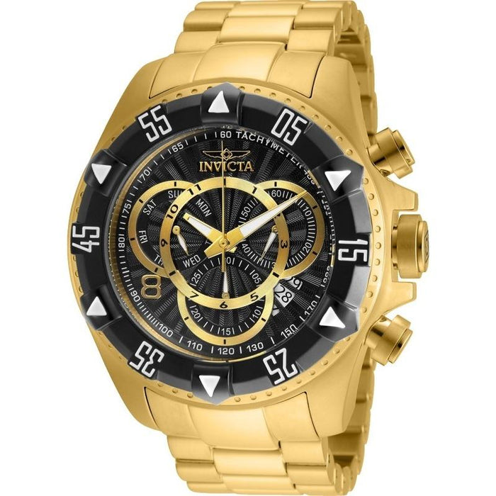 Invicta Men's 24265 Excursion Gold-Tone Stainless Steel Watch