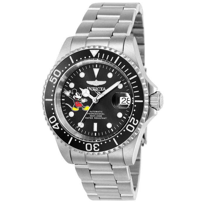 Invicta Men's 24753 Disney Mickey Mouse Automatic Stainless Steel Watch