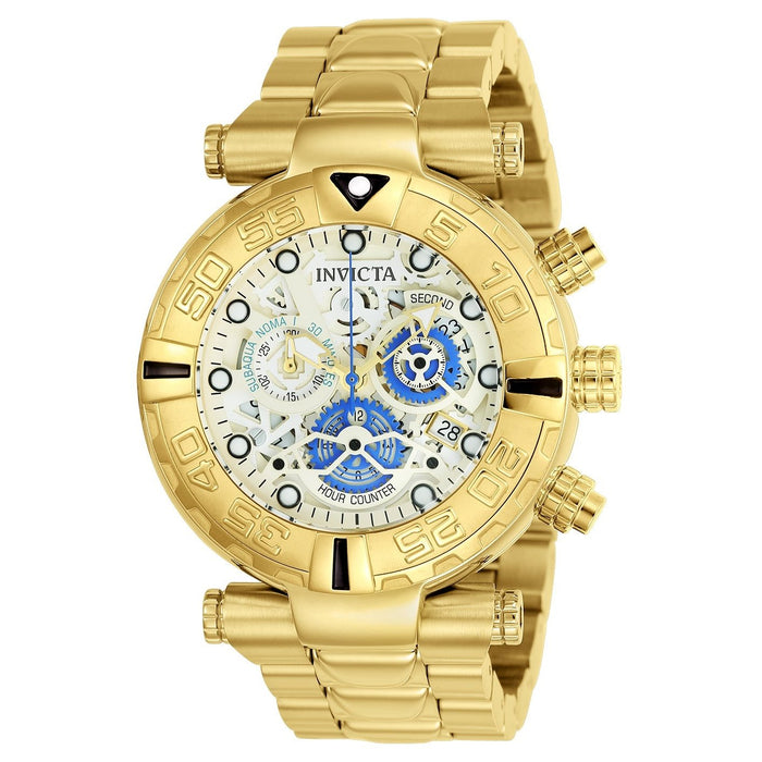 Invicta Men's 24989 Subaqua Gold-Tone Stainless Steel Watch