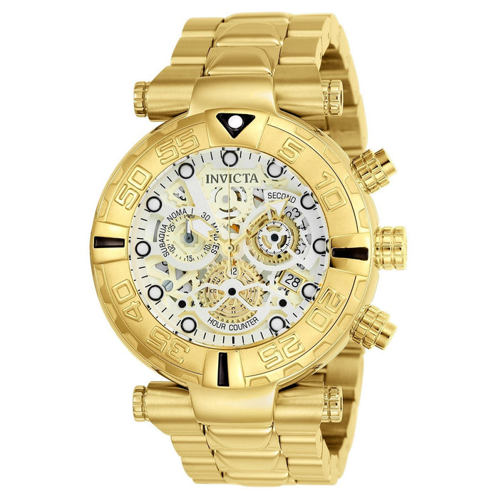 Invicta Men's 24990 Subaqua Gold-Tone Stainless Steel Watch