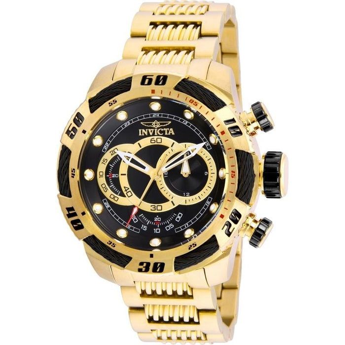Invicta Men's 25484 Speedway Gold-Tone Stainless Steel Watch