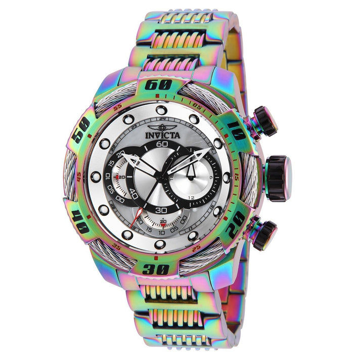 Invicta Men's 25485 Speedway Rainbow Stainless Steel Watch