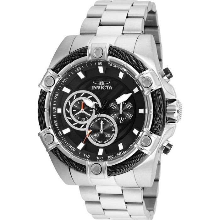 Invicta Men's 25512 Bolt Stainless Steel Watch