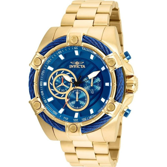 Invicta Men's 25516 Bolt Gold-Tone Stainless Steel Watch