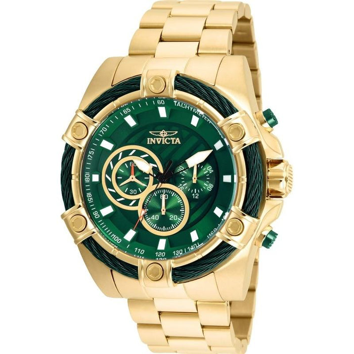 Invicta Men's 25517 Bolt Gold-Tone Stainless Steel Watch