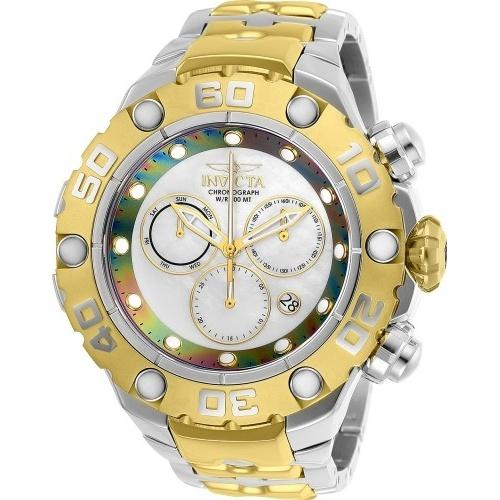 Invicta Men's 25718 Excursion Gold-Tone and Silver Stainless Steel Watch