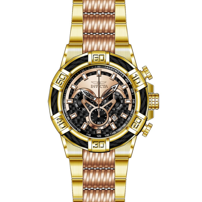 Invicta Men's 25765 Bolt Gold-Tone Stainless Steel Watch