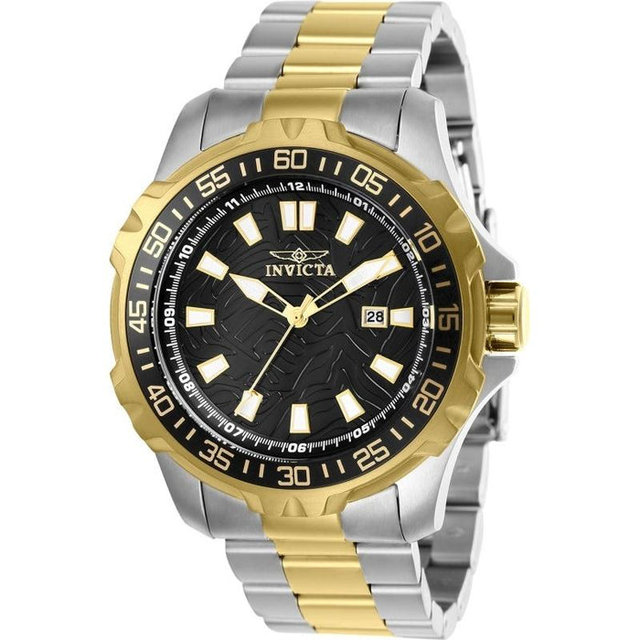 Invicta Men's 25795 Pro Diver Gold-Tone Stainless Steel Watch