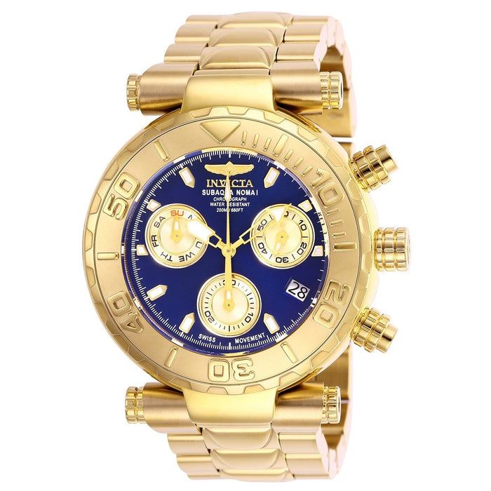 Invicta Men's 25799 Subaqua Gold-Tone Stainless Steel Watch