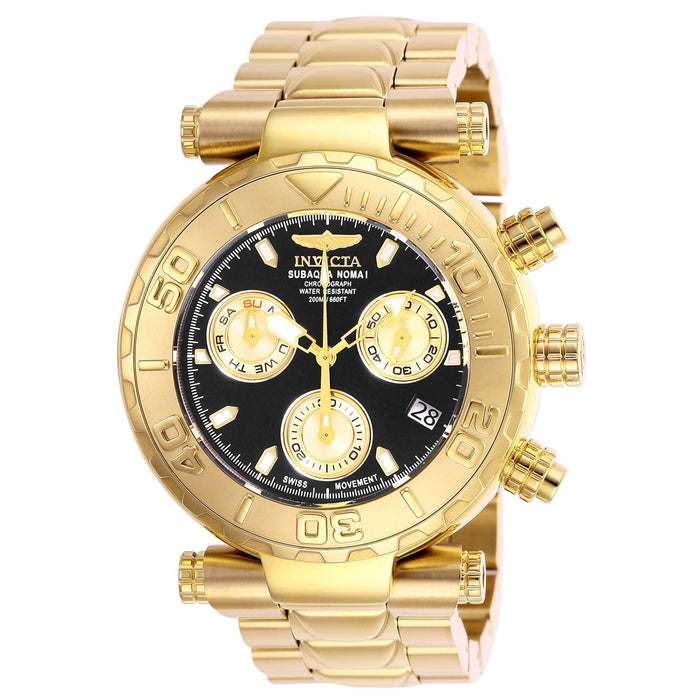 Invicta Men's 25800 Subaqua Gold-Tone Stainless Steel Watch