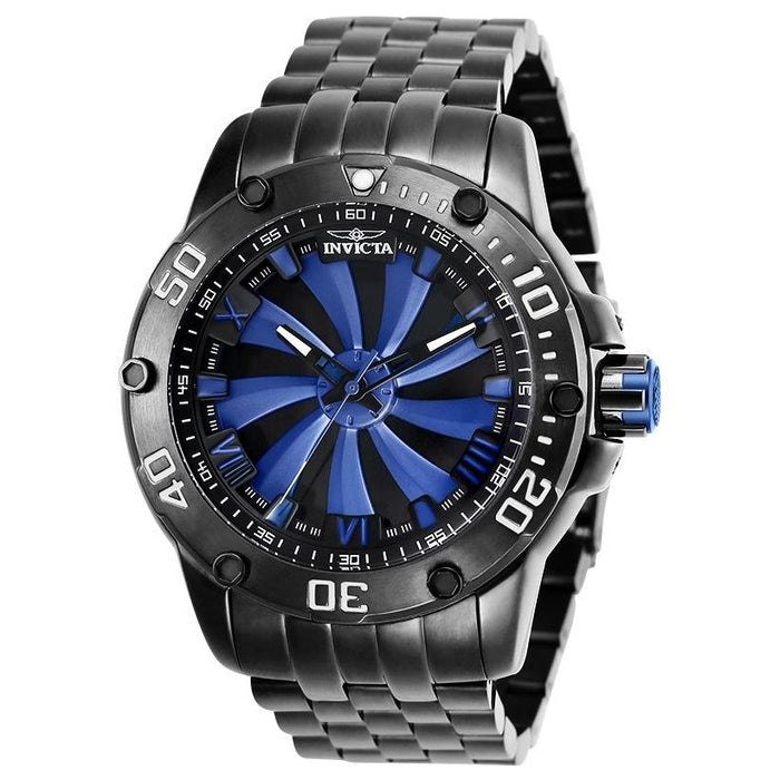 Invicta Men's 25848 Speedway Automatic Gunmetal Stainless Steel Watch