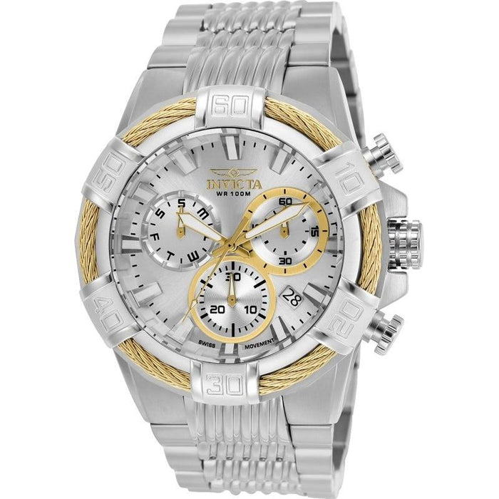 Invicta Men's 25863 Bolt Stainless Steel Watch